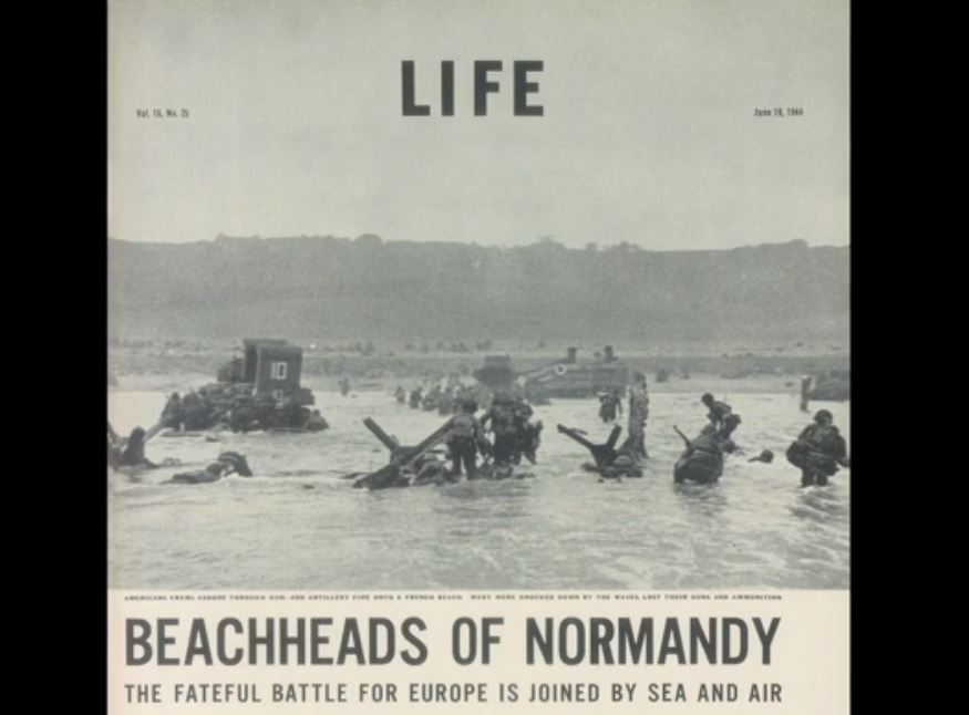 Commemorating D-Day – 75th Anniversary