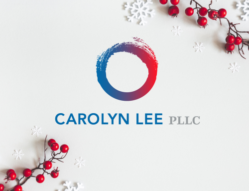 Holiday Wishes from Carolyn Lee PLLC